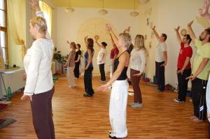 Česká Škola Čchi kung – Jóga MS, pravid.cvičení